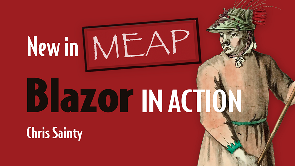 Blazor in Action is now available on MEAP